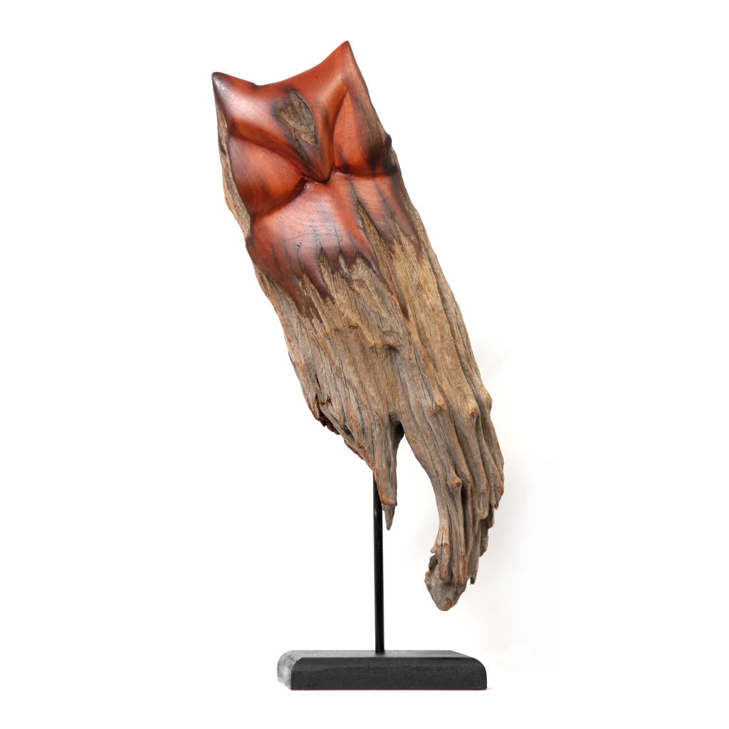 Owl 2 - Common Resin Wood - Small