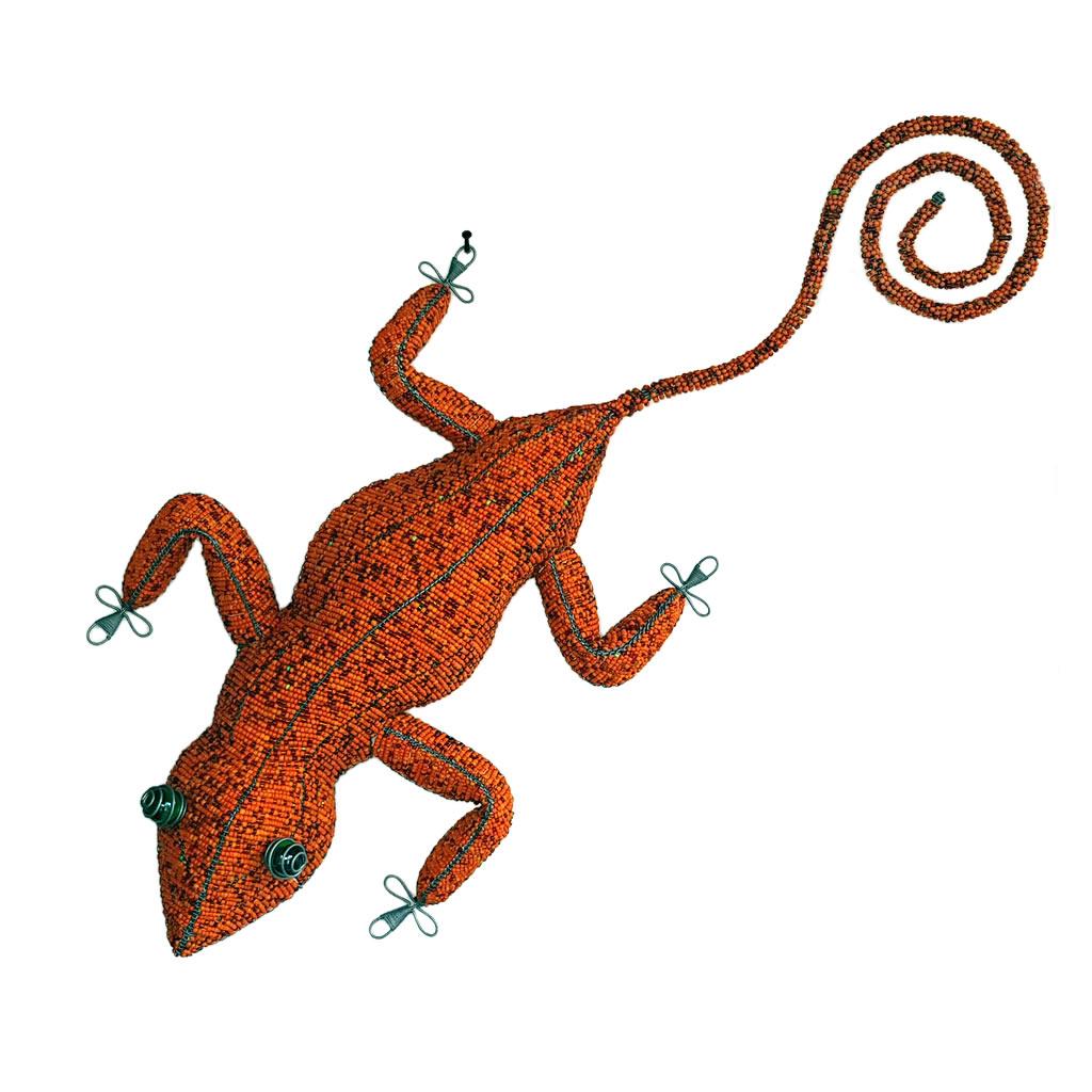 Gecko - Orange - Large