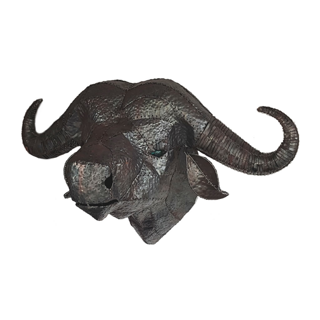 Water Buffalo - Trophy Head - Large