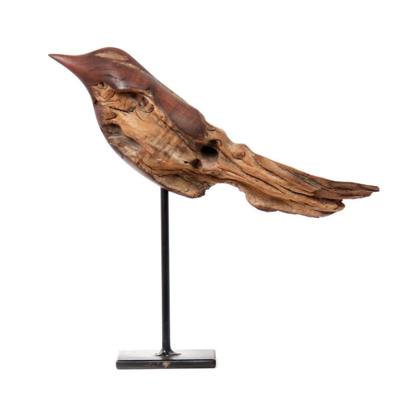 Bird - Common Resin Wood - Small