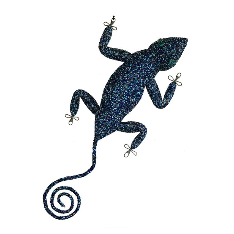 Gecko - Blue - Large