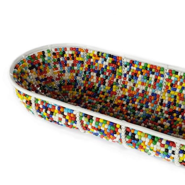 Oblong Bowl - Multicolour - Large