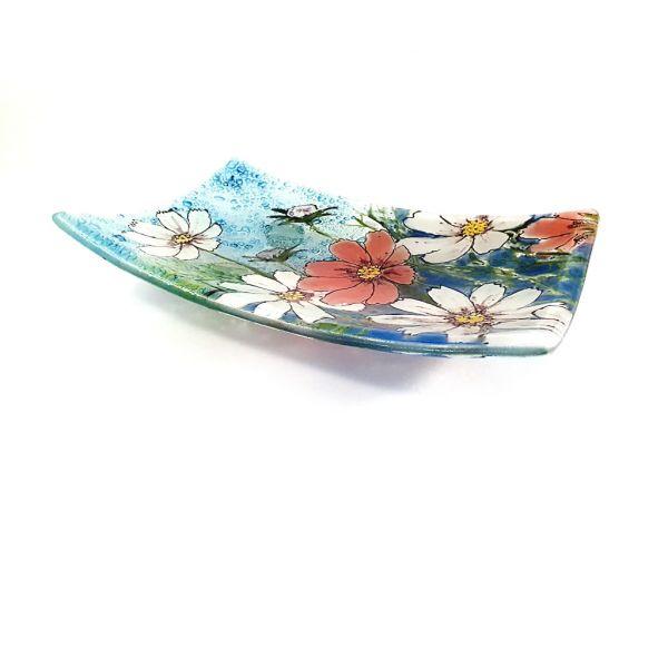 Glass Platter - Cosmos